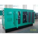 220kw Standby 또는 Cummins/Portable, Canopy, Cummins Engine Diesel Generator Set