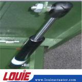 Contrefiche de gaz de compactage pour la couverture de boîte à outils