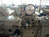 Jacquard Textile Weaving Machinery Jet de água Loom
