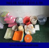 Moldeo por inyección de plástico de uso diario del producto del hogar