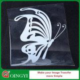 Низкая цена фабрики Qingyi и хорошее качество металлического винила передачи тепла для тканья