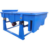 La gomma residua ricicla la macchina del separatore del Vibro del filo di acciaio della polvere della gomma di gomma di uso della pianta lineare