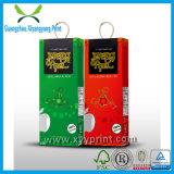 Fabrikmäßig hergestelltes Eco freundliches kundenspezifisches Druck-Papier-kosmetischer Kasten-Großverkauf