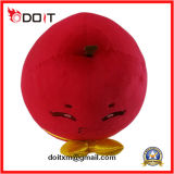 Lovely Recheado de pelúcia Jujube Red Dates Toy