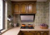 Nueva cabina de cocina de madera sólida del diseño 2017 Yb-1706015