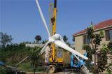 7m Pool 80W Straatlantaarn van de LEIDENE de ZonneTurbine van de Wind