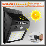 조정가능한 광도를 가진 태양 움직임 벽 빛, 희미한 빛 (SH-2600C)