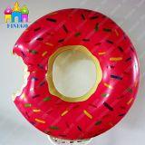 Bigmouth 거대한 도넛 수영장 부유물, 로 서리로 덥은 딸기는, 뜨 지면, 에어 매트레스 뿌린다