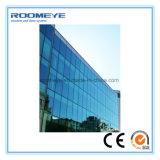 Pared de cortina de cristal de aluminio ocultada Roomeye de la pared de cortina del marco (RMCW-101)