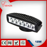 18W Epistar LED Work Light per Transportation/Agriculture/Industry