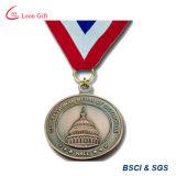 Abitudine della fabbrica la medaglia di oro della Casa Bianca con il nastro