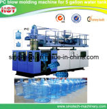 PC Barrel Blow Molding Machine di 3gallon 5gallon