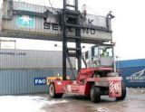 20 метров поднимая машину контейнеров высоты 8 штабелируя