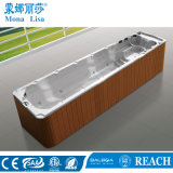 STAZIONE TERMALE esterna acrilica di nuotata del lucite dei 10 tester con la funzione di massaggio (M-3326)