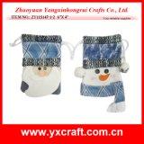 Decoración de Navidad (ZY11S135-1-2) navidad palillo de regalo