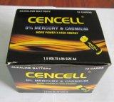 De Standaard Alkalische Batterij AA/Lr6/Am3 van CEI