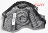 Tampa K1064 do motor da fibra do carbono para Kawasaki Zx10r 2016