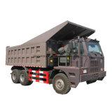HOWO 상표 덤프 트럭을 채광하는 60 톤