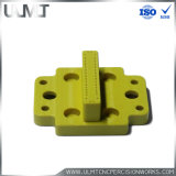 Precision CNC Machined Spare Parts for Industry Automation Equipment Parts Upper Pin Plate