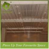 40W*100h Hollの方法のための装飾的なアルミニウムストリップのバッフルの天井