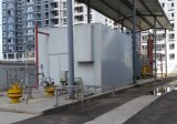 Compresor de gas natural del equipo de la estación del reaprovisionamiento de NGV para la venta