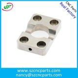 Peças fazendo à máquina do CNC, CNC que mmói as peças de alumínio anodizadas feitas à máquina