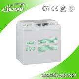 batterie d'acide de plomb solaire exempte d'entretien de 12V 12ah