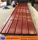 Lamiera di acciaio ondulata di PPGI per tetto