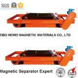 Séparateur magnétique permanent autonettoyant pour la colle, charbon, Papermaking-2