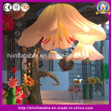 Opblaasbare Decorative Flower met LED Light voor Party/Event/Club
