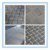 Плита 8011 T6 высокого качества алюминиевая