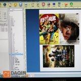 Daqin kundenspezifische mobile Deckel-Maschine für Kleinunternehmen