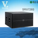 Srx728s Двойной 18inch пассивный сабвуфер Bass Speaker