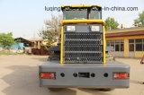De bijgewerkte 3t Lader van het Wiel van de Bouw van Doosan met de Krachtige Motor van Weichai Deutz