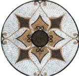 Мраморный плитка медальона мозаики картины