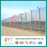 Загородка безопасности авиапорта сетки Stainness стальная/загородка службы безопасности аэропорта