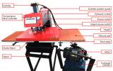 Máquina dobro hidráulica da imprensa do calor da posição do aquecimento de petróleo