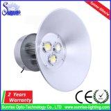 고성능 옥수수 속 LED 120W LED 높은 만 전등 설비