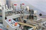 Macchina automatica di Gluer del dispositivo di piegatura della Medicina-Casella di Nsfg-580pf
