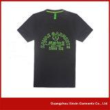 Soem-Fabrik-Silk Bildschirm-Drucken-Stück-Hemden für Förderung mit Ihrem eigenen Firmenzeichen (R46)