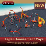 Новое Design Plastic Outdoor Climbing Equipment для Children