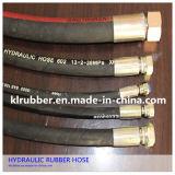 R2at/2sn vlechtte het Roestvrij staal Hydraulische RubberSlang
