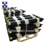 Cilindro hidráulico de la manga telescópica para el carro de descarga