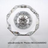 贅沢な水晶昇進のギフトのクロックM-5141