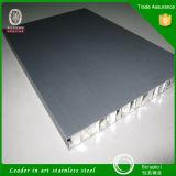 Baumaterial-PVD farbiges Edelstahl-Bienenwabe-Panel des Edelstahl-316L für Spalte-Umhüllung