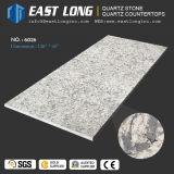 камень кварца кухни толщины 15-30mm Polished для домашнего украшения