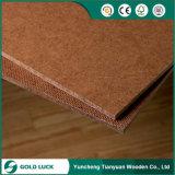 Panneau dur décoratif foncé de la couleur 2.5mm de Brown