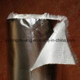Il di alluminio ha coperto il panno d'isolamento della vetroresina