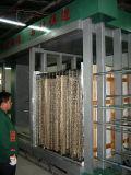 Máquina do colchão para a máquina de embalagem da unidade da mola