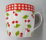 Não caneca cerâmica da porcelana do copo do copo do enxerto